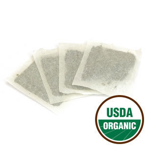 Green Tea Leaf Tea Bags 4 Oz